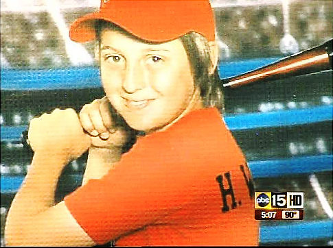 13 year old Little leaguer dies after baseball hits his heart