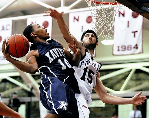 Former Fordham Center Fahro Alihodzic commits to Nebraska (1/2)