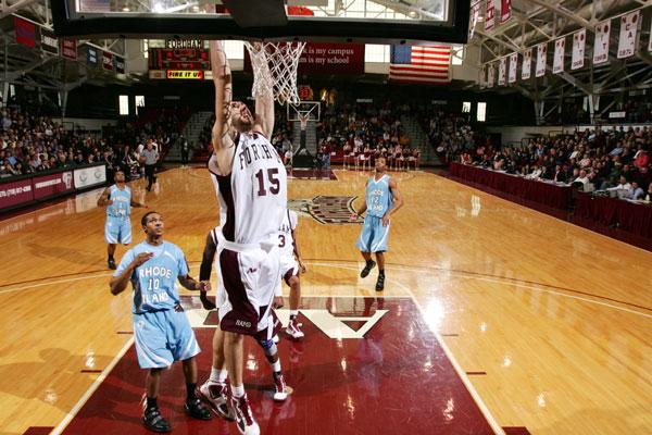 Former Fordham Center Fahro Alihodzic commits to Nebraska (2/2)